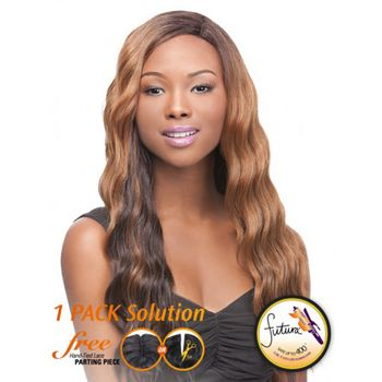 Outre Batik DUO - TAHITIAN Bundle Hair 5pcs - ONE PACK SOLUTION Tresse Weave