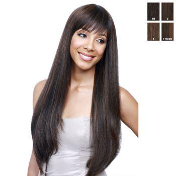 Bobbi Boss MAXXIM Wig - MB1600 MILVA Perücke Human Hair Blend Wig
