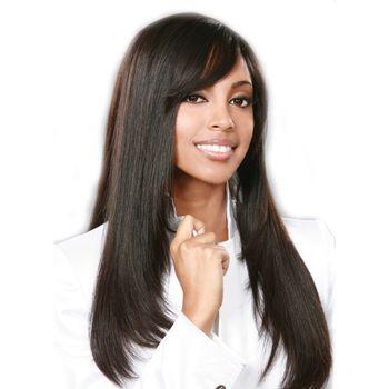 Bobbi Boss - Premier Yaky Echthaar Tresse 100% Human Hair Weave