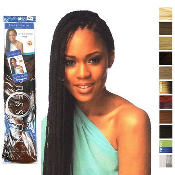 Impression - Super Braid bulk Braids