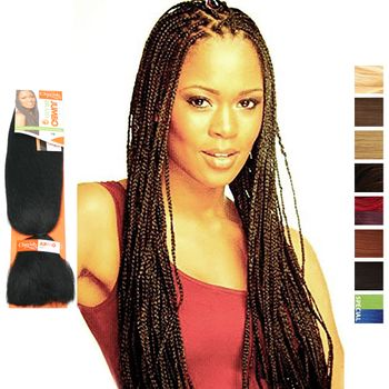 Cherish - Jumbo Braid bulk Braids