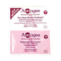 ApHogee Two-Step Protein Treatment & Balancing Moisturizer 2 Pack 1.75 oz - 51 ml