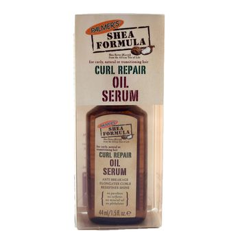 Palmer's Shea Formula Curl Repair Oil Serum 1.5oz 44ml