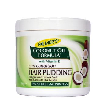 Palmer's Coconut Oil Formula Curl Condition Hair Cream Pudding / Curl Styler 14oz 396g