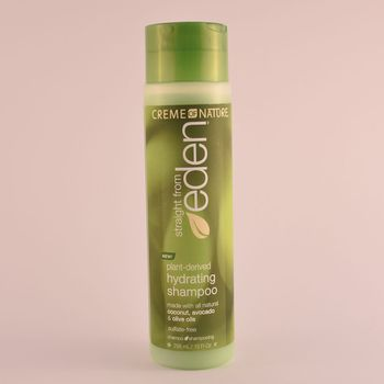 Creme of Nature - Straight from Eden - Plant-Derived Hydrating Shampoo 295ml