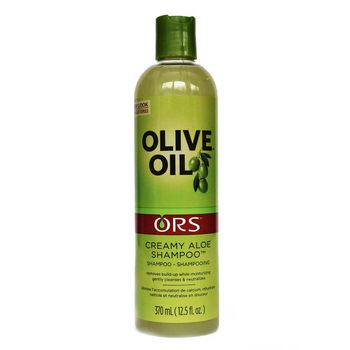 ORS Organic Root Stimulator Olive Oil Creamy Aloe Shampoo 12.5oz 370ml