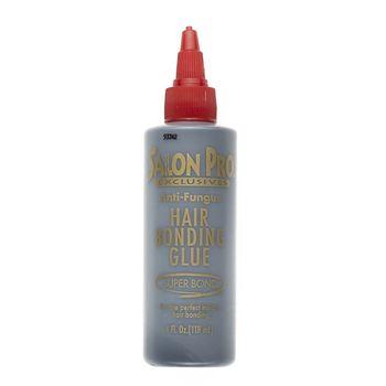 Salon Pro Hair Bonding Glue black Anti-Fungus Haarkleber schwarz 4oz 118ml