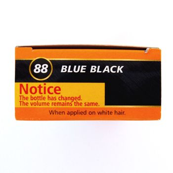 Bigen Dye Permanent Powder Hair Colour 88 Blue Black Puder Haarfarbe Blauschwarz