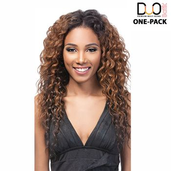 Outre Batik DUO - PERUVIAN Bundle Hair 5pcs - ONE PACK SOLUTION /Tressen Tresse Weave