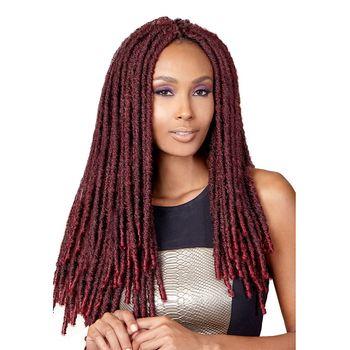 Bobbi Boss - African Roots - Bomba Dreadlocks FAUX LOCS SOUL 18'' 45 cm Braids