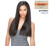 Sensationnel Natural Yaki BRAZILIAN REMY Bare & Natural HH - UNPROCESSED Echthaar Tresse 100% Human Hair Weave 001