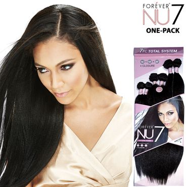 Bobbi Boss  Forever NU 7 - Kinky Perm - ONE PACK SOLUTION /Tressen Tresse Weave