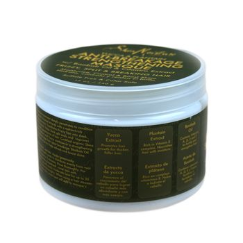 Shea Moisture Yucca & Plantain Anti-Breakage Strengthening Masque 12oz 340g