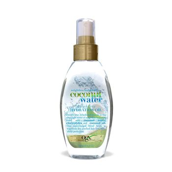 OGX (Organix) Weightless Hydration + Coconut Water weightless Hydration Oil 118ml