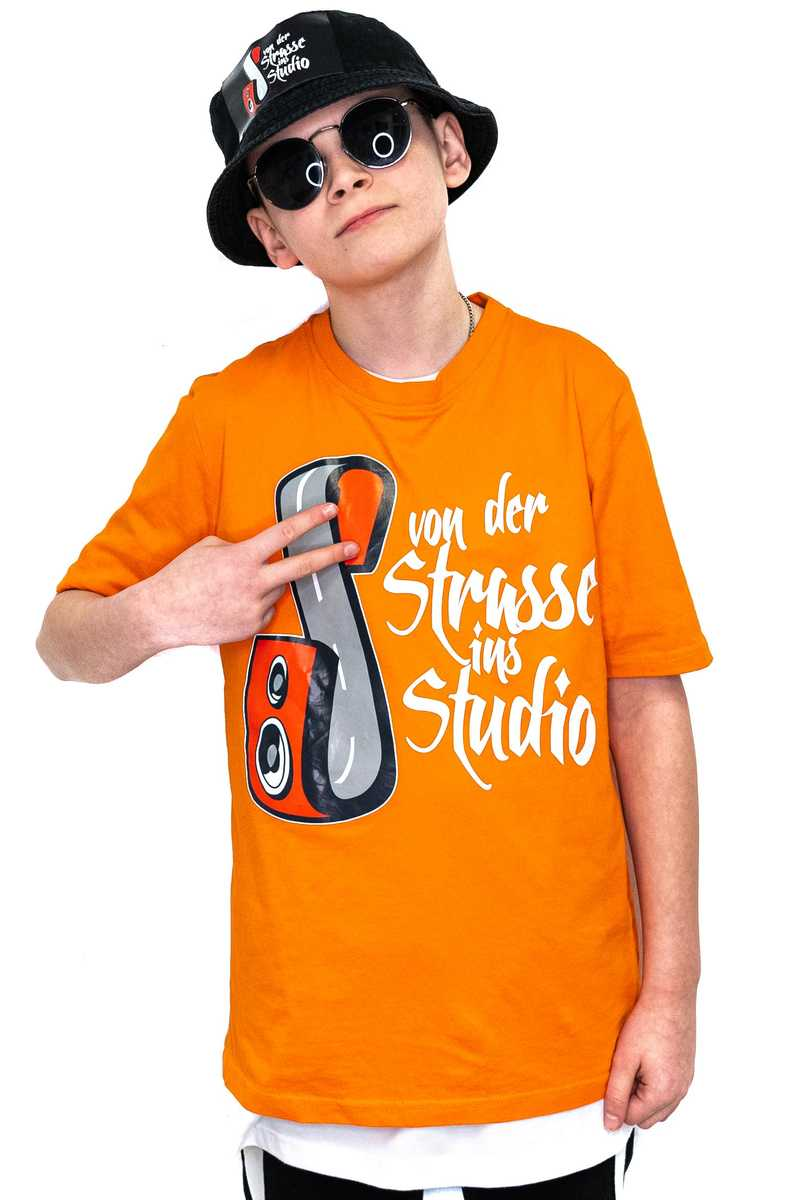 VDSIS T-Shirt Classic - Orange