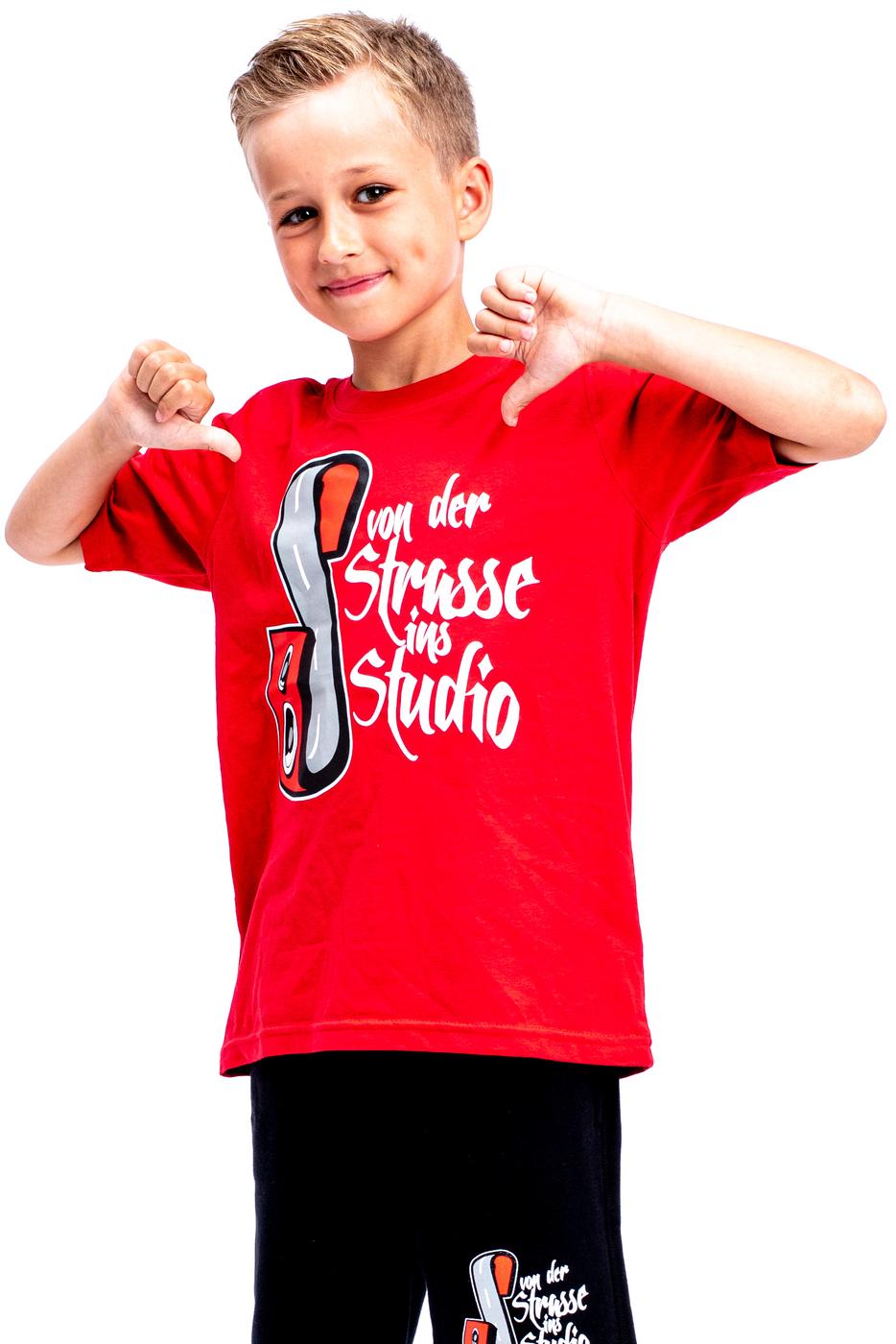 VDSIS T-Shirt Classic - Rot