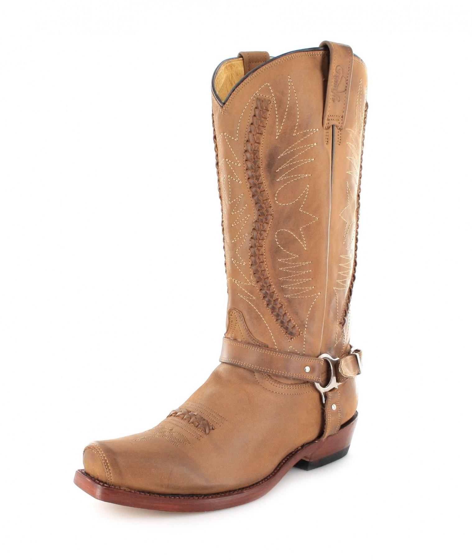rancho boots 1562 beige biker boot beige fashion boots. Black Bedroom Furniture Sets. Home Design Ideas