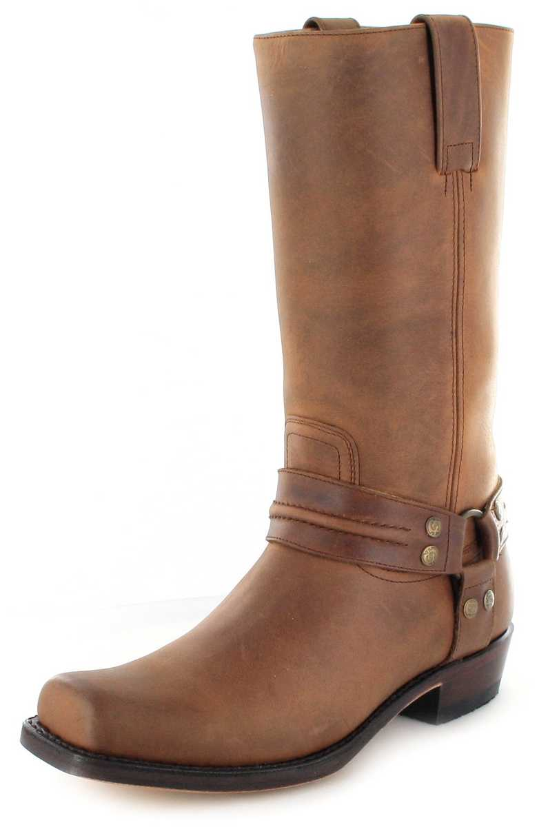 Sendra Boots 2380 Sprinter Tang biker boot - brown