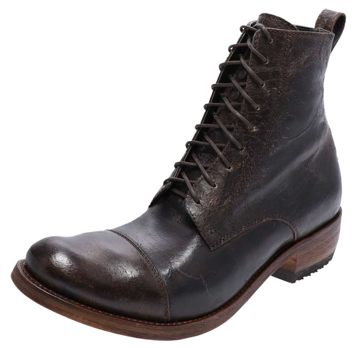 Sendra Boots 7472  Quercia Fashion laced ankle boot - Brown