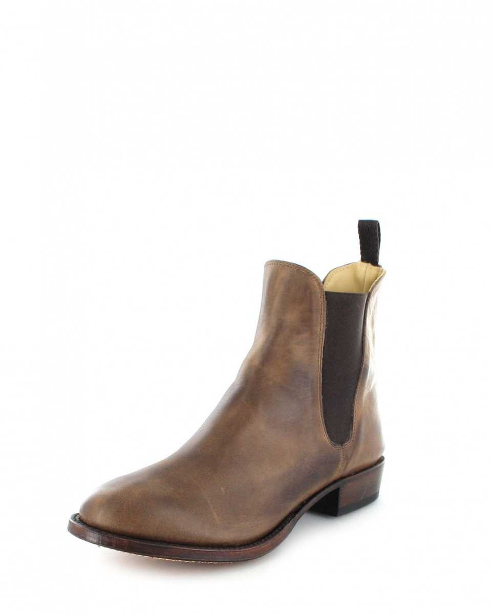 Tony Mora 1212 U Marron Chelsea Boot - braun