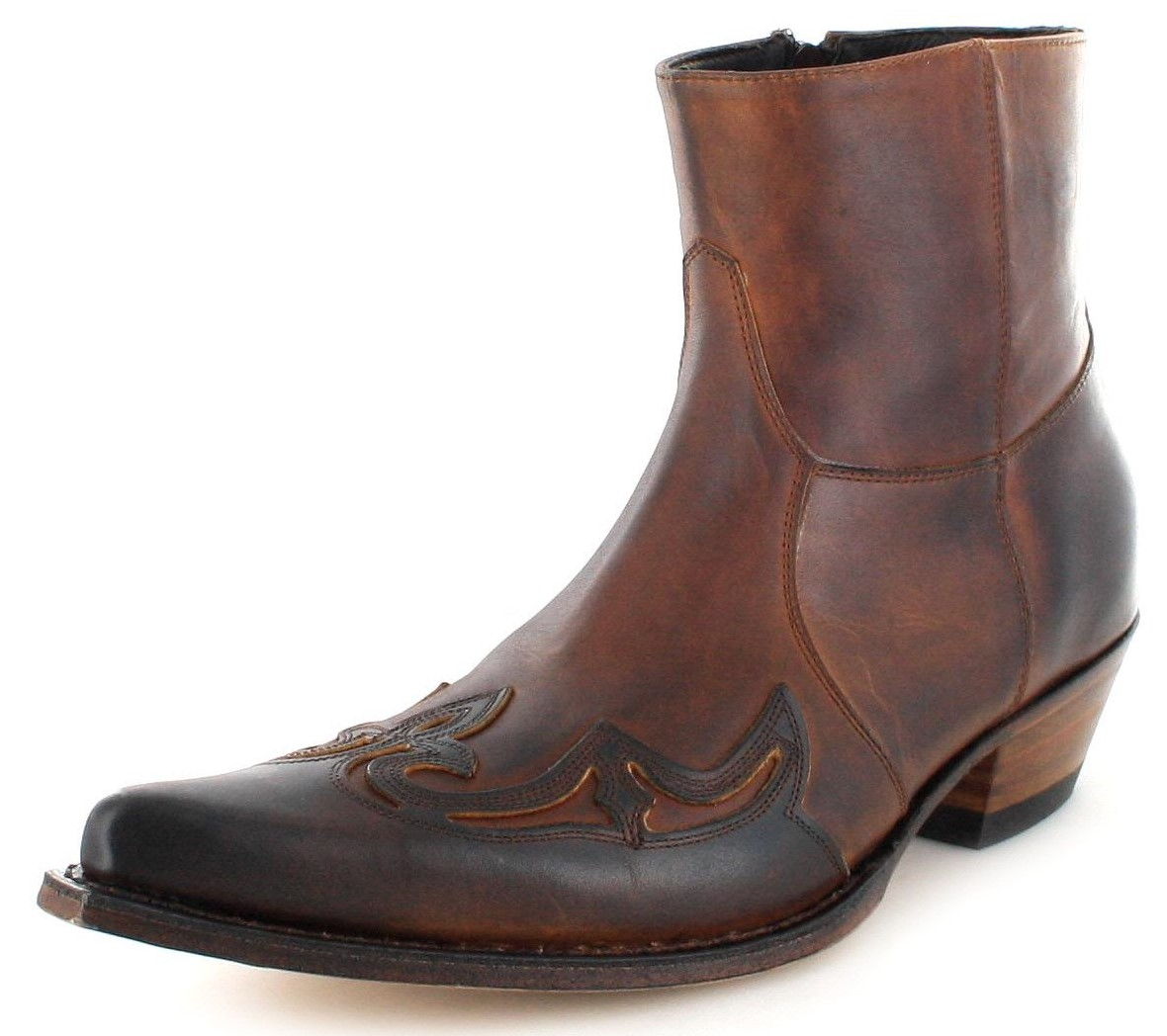 Sendra Boots 7783 Tang Western ankle boot - Brown
