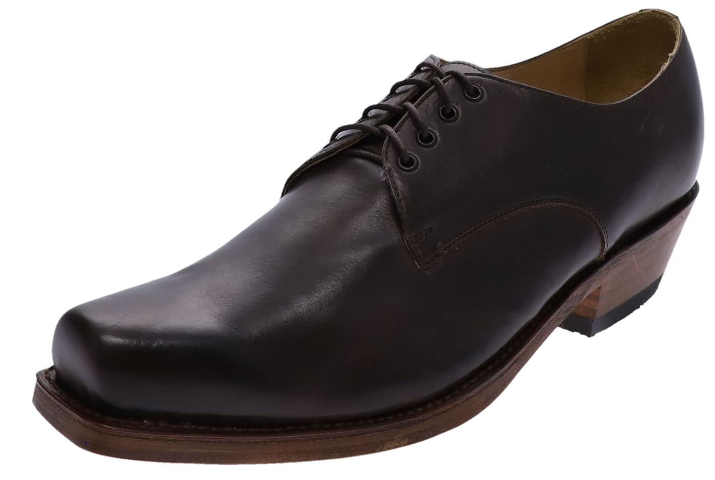 Sendra Boots 5717 Marron Western low shoe - Brown