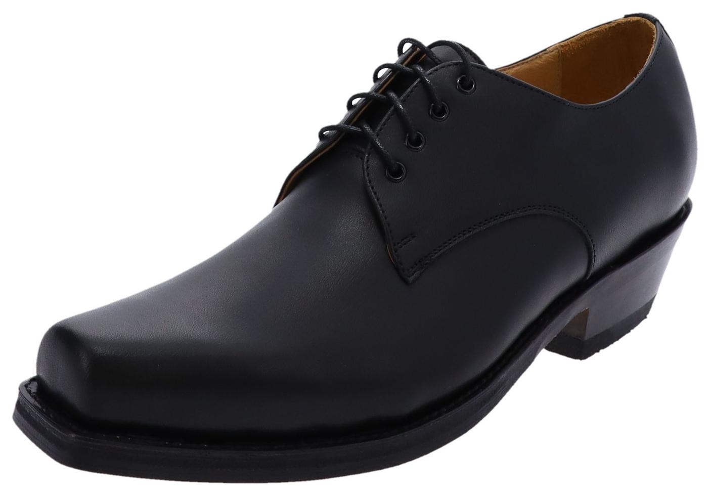 Sendra Boots 5717 Negro Western Halbschuh - schwarz