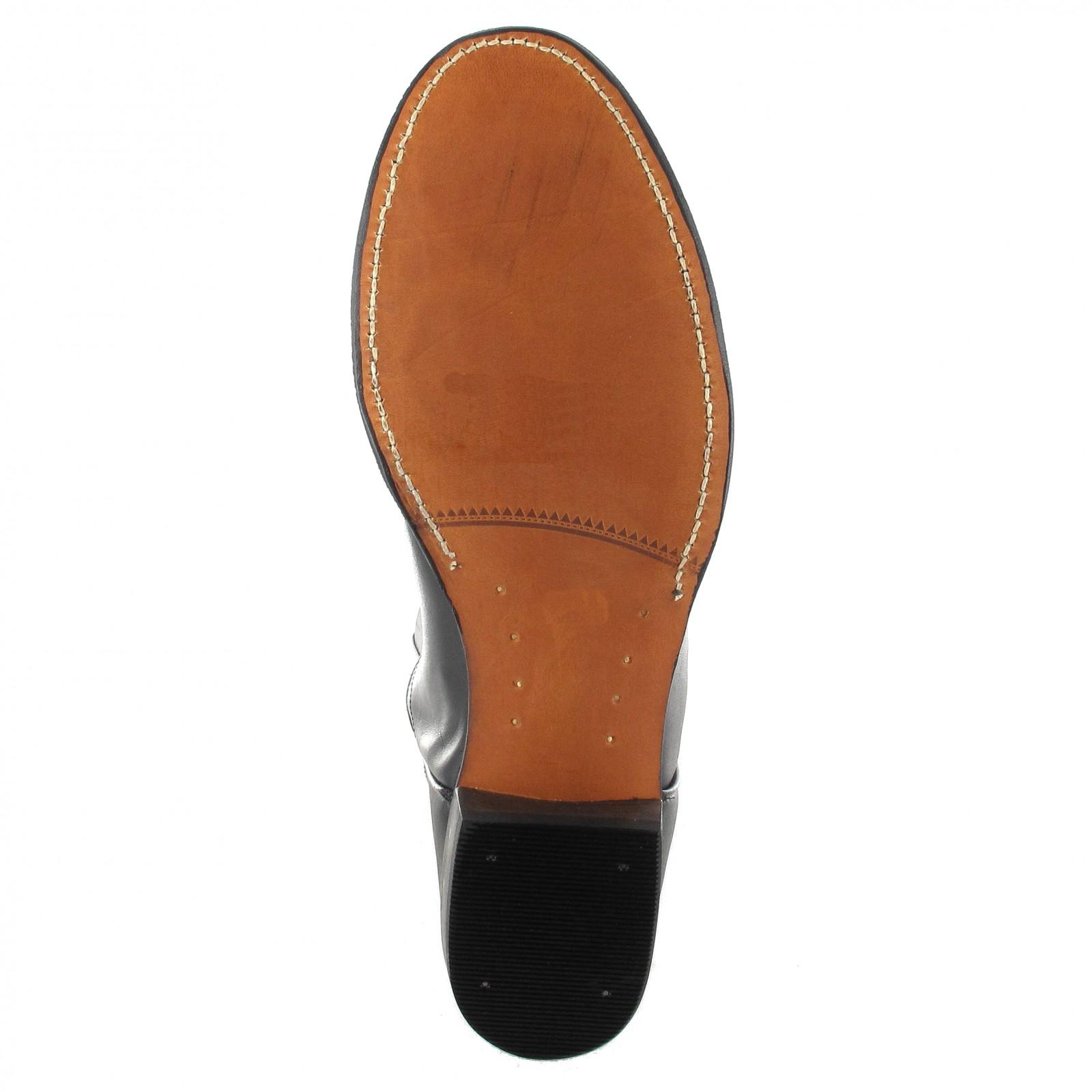 Tony Mora 1257 U Negro Western boot - black | Fashion Boots