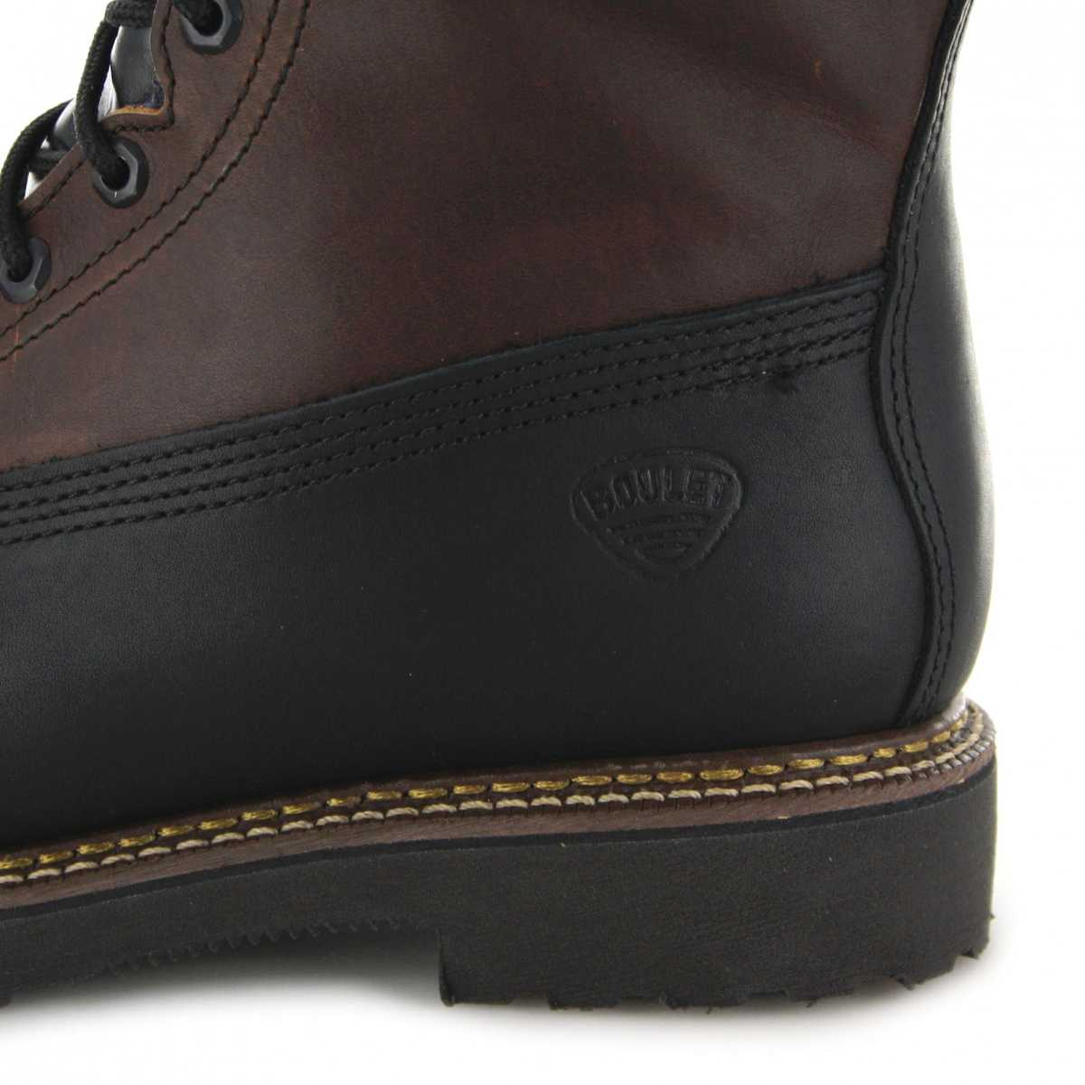 Boulet 5042 Winter Western riding boot with Thinsulate