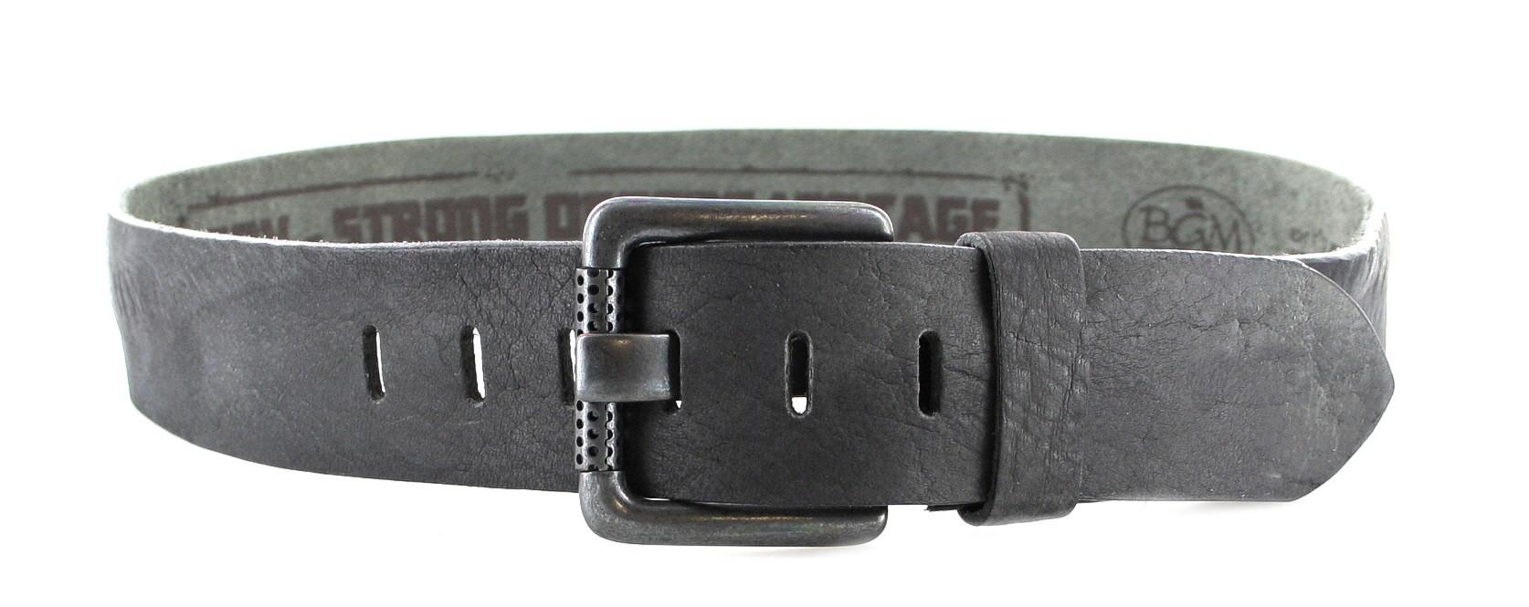 strong desert vintage vv010 790 leather belt black