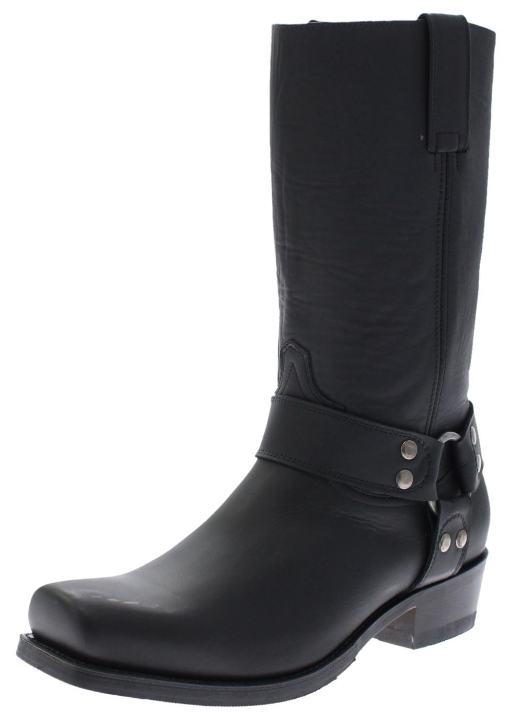 acb6acb9f5a Sendra Boots 8833 Negro biker boot - Black – Bild 1