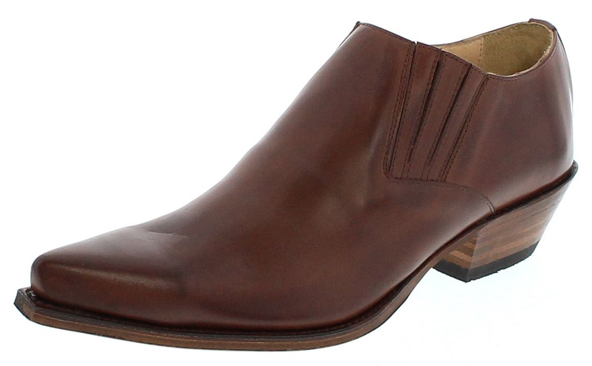Sendra Boots 4133 Brass 540 Western shoes - Brown