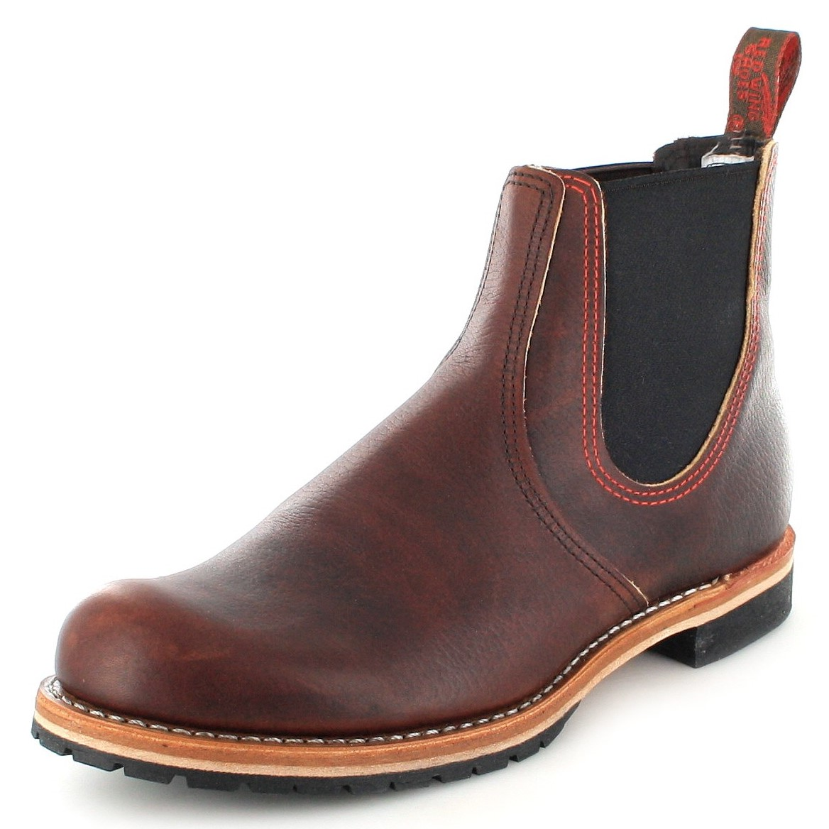 Red Wing Shoes 2917 CHELSEA RANCHER Briar Herren Chelsea Boots  - braun