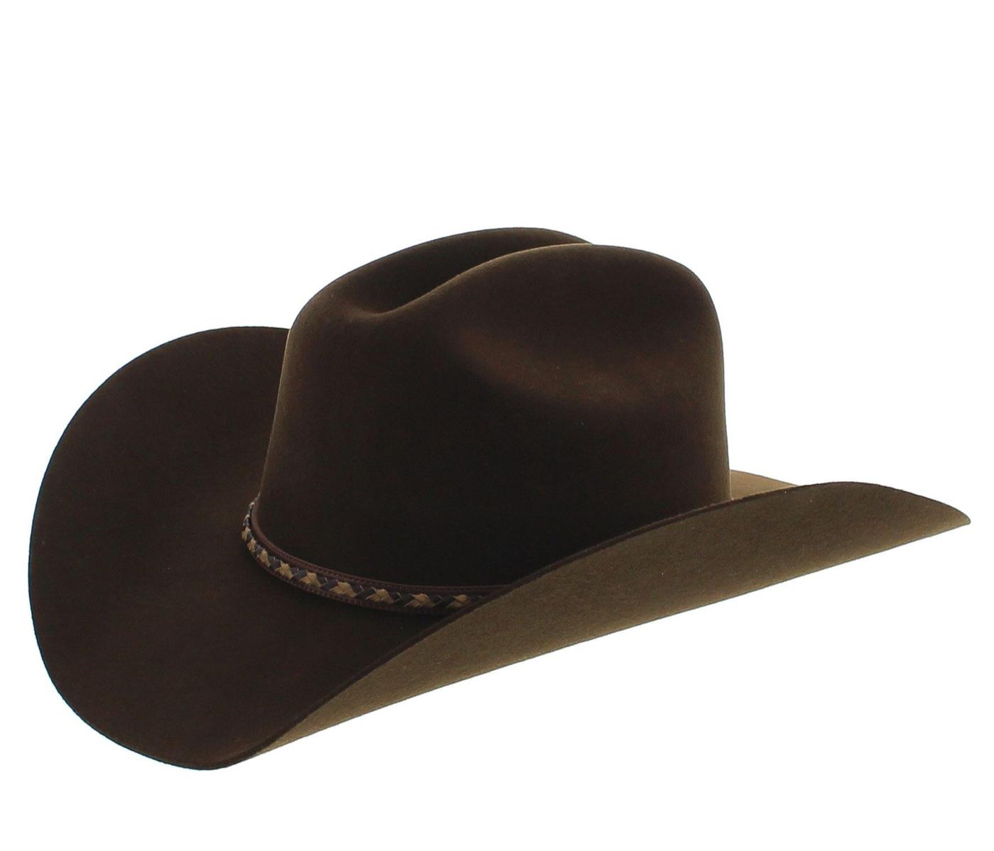 Justin Hats JF0242 2X PLAINS Cowboy Hat