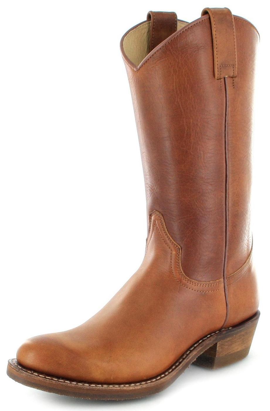 Sendra Boots 5588 Tang Herren Westernstiefel - braun