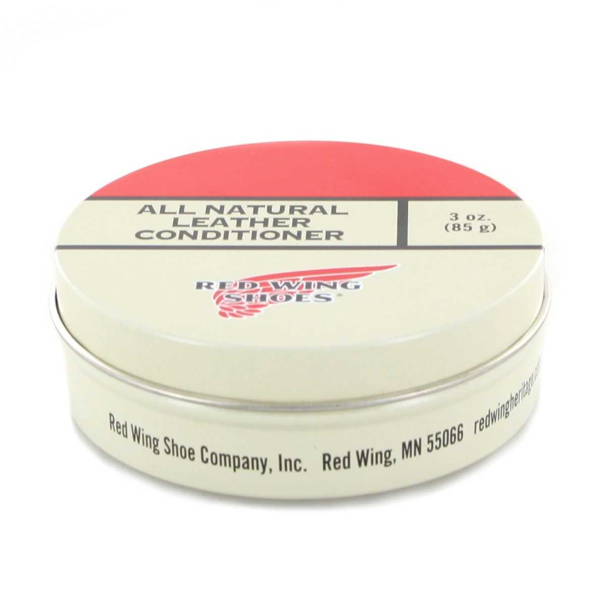 Red Wing Shoes 97104 Leather Conditioner 85 g - farblos