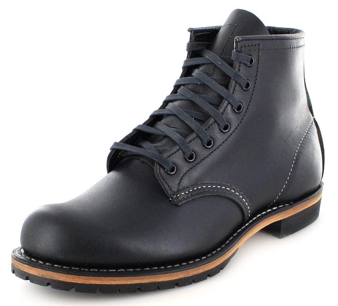 Red Wing Shoes CLASSIC DRESS 9014 Black laced boot - black
