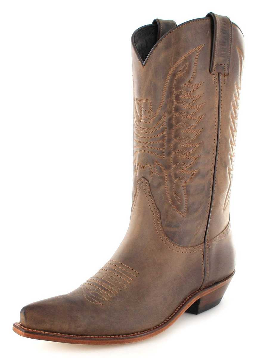 Mayura Boots MB020 Sadale Western boot - brown