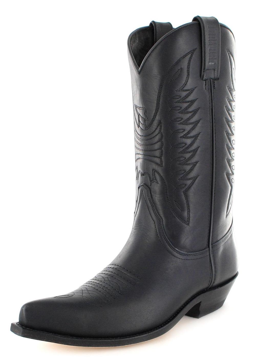 Mayura Boots MB020 Negro Western boot - black