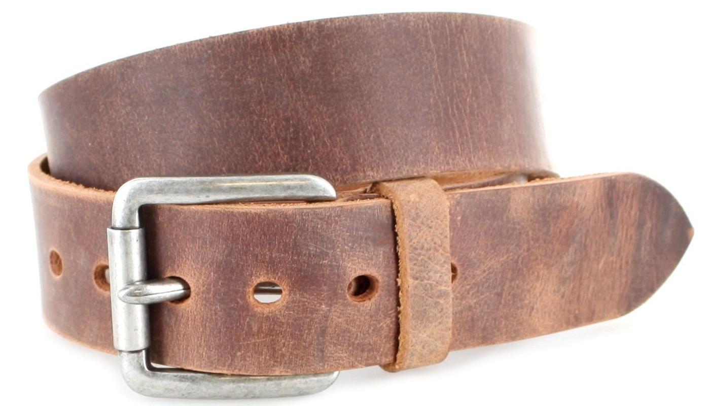 Strong Desert Vintage VV088-661 leather belt - brown
