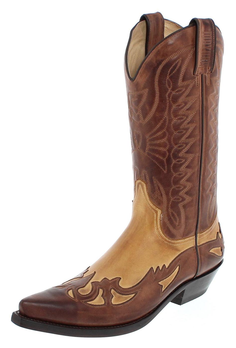 Mayura Boots 1933 Marron Western boot - brown