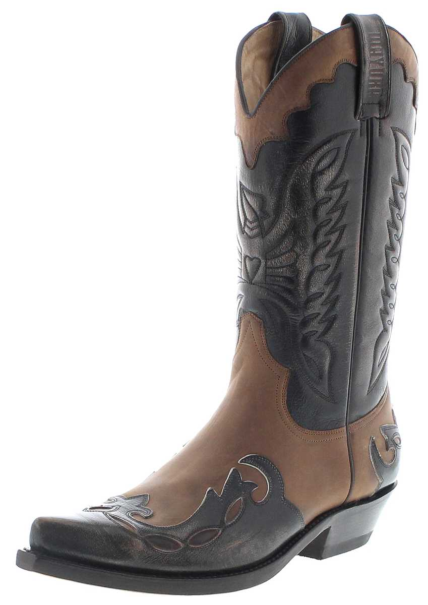 Mayura Boots 1927 Verin Pony Western boot - brown
