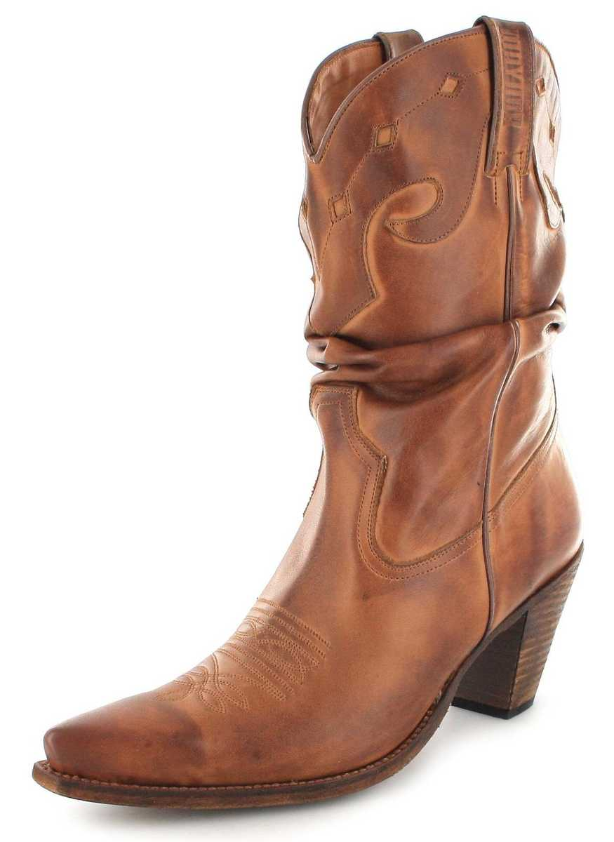 d9ae26778d9 Mayura Boots 1952 Totem Fashion Western boot - brown