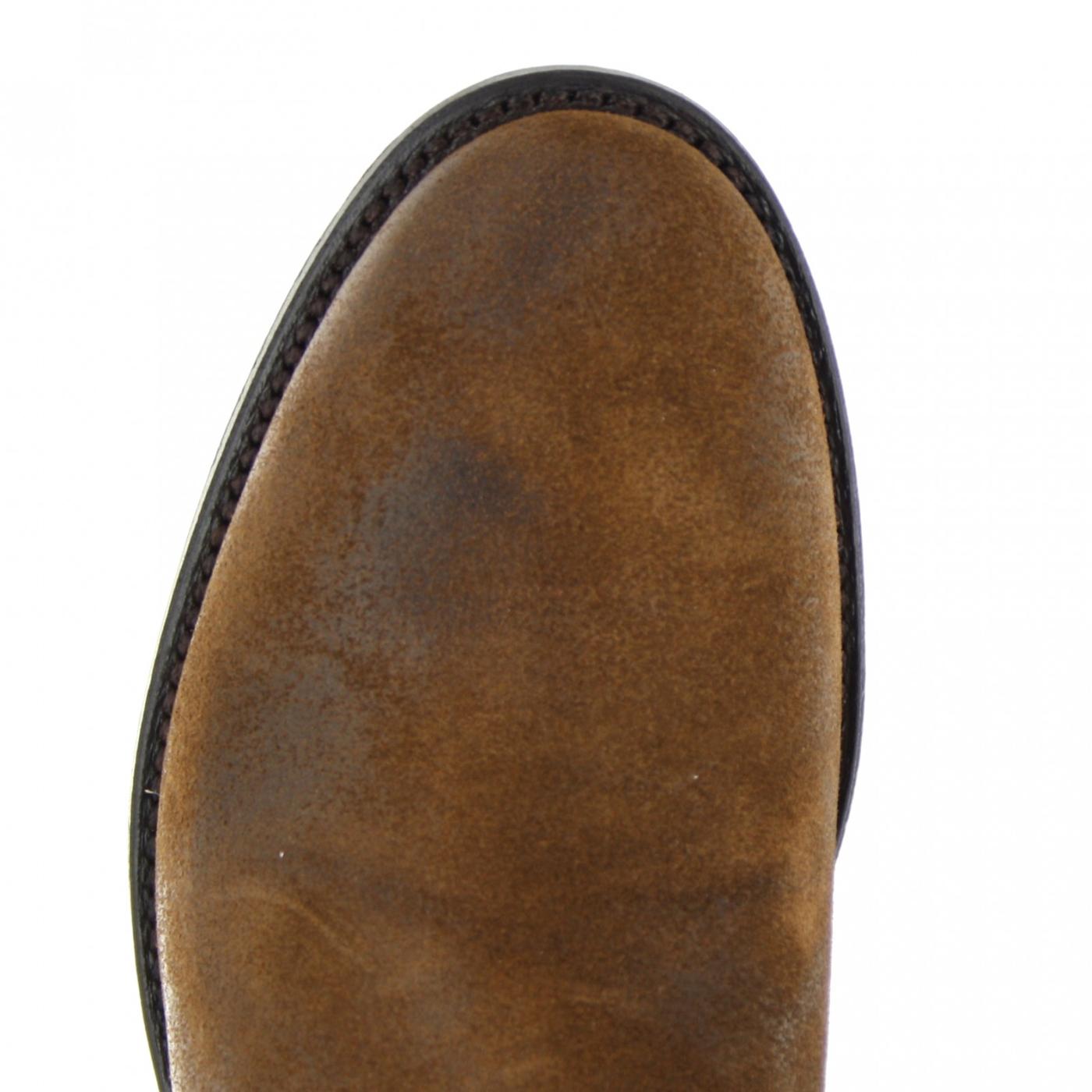 Tony Mora 1257 U Tabaco Western boot - brown | Fashion Boots