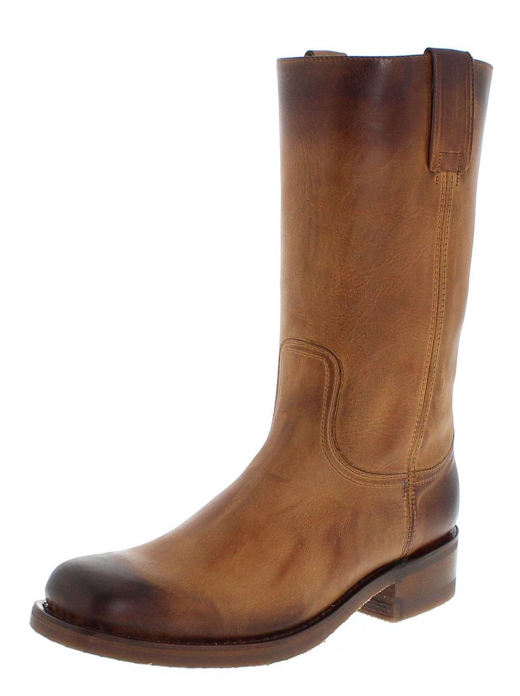 Sendra Boots 3162 Loren Teak Farm & Ranch Stiefel - braun