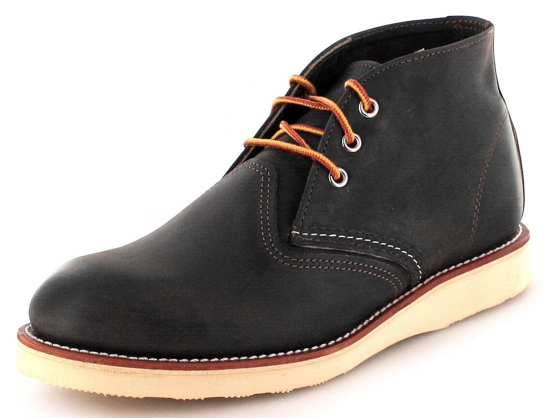 Red Wing Shoes 3150 CHUKKA Charcoal Herren Chukka Boots - grau