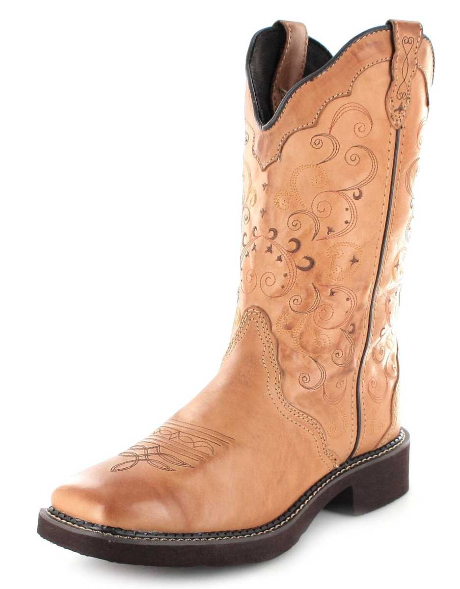 Justin Boots L2907 Western riding boot - beige