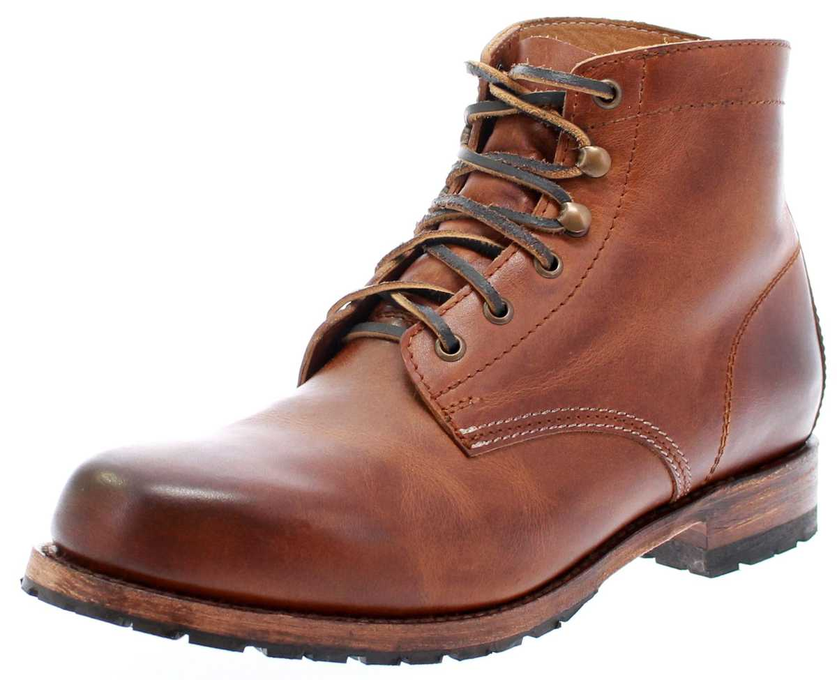 Sendra Boots 10604 Evolution Tang mens laced boot brown
