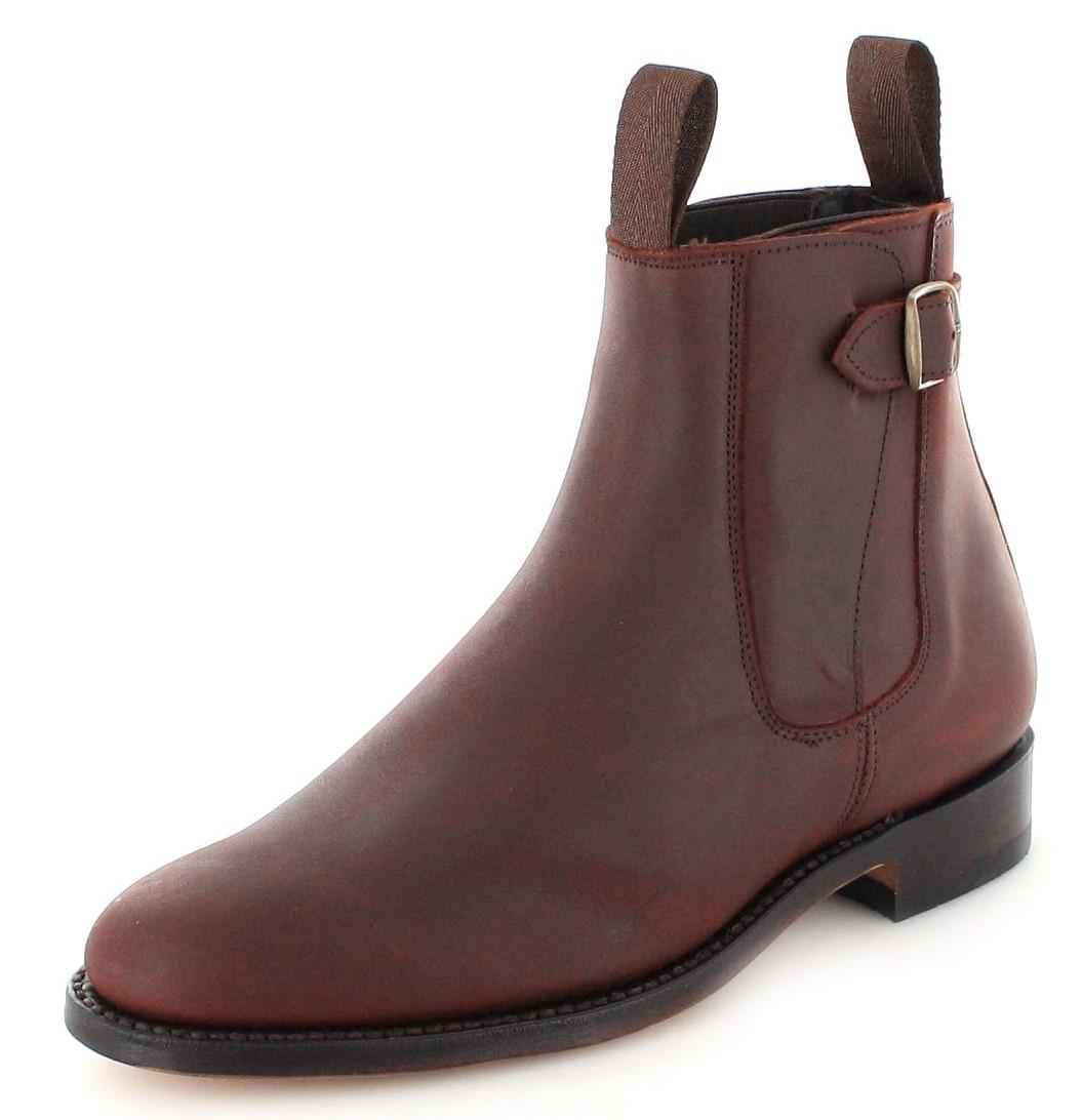El Estribo 1690 Arabia Chelsea Boot - brown