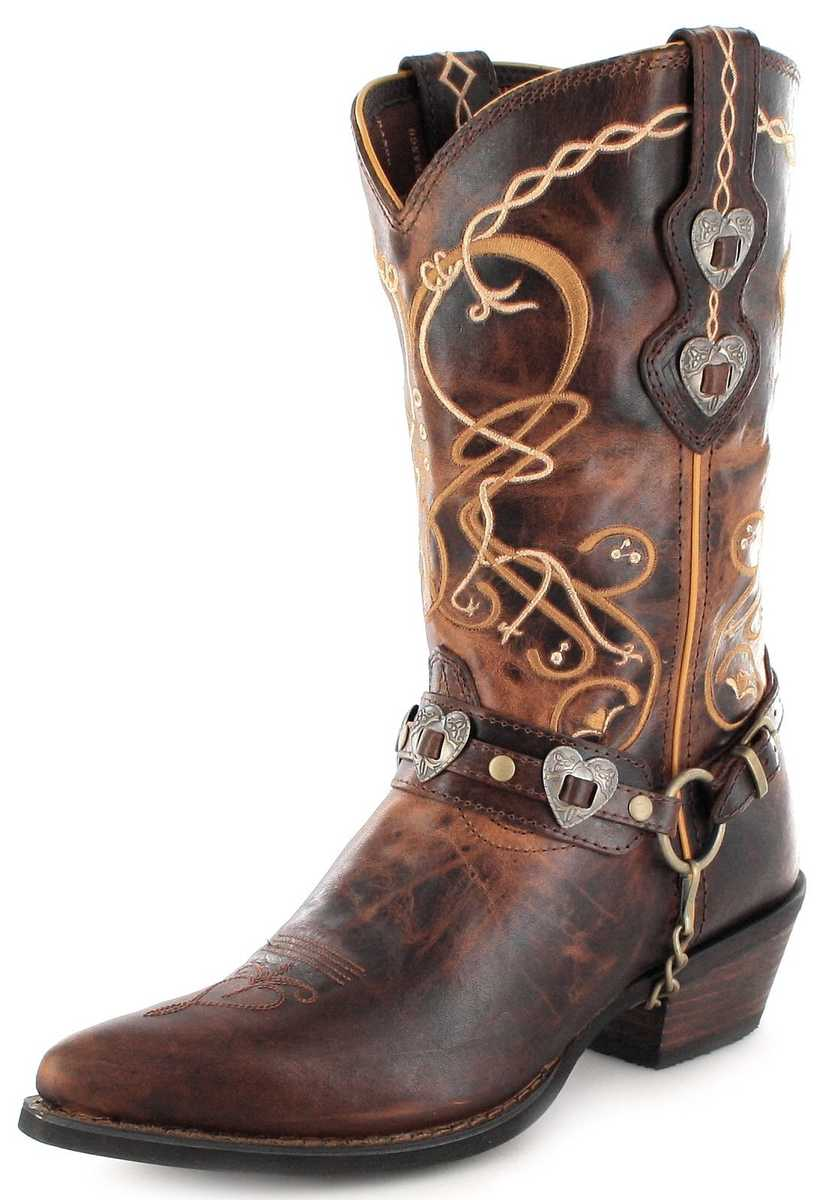 Durango Boots  DCRD180 Brown Western boot - brown